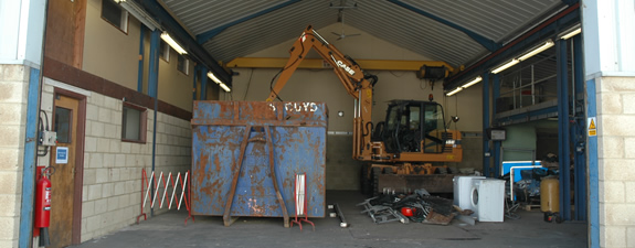 Metal Dealers, Salisbury - Wiltshire